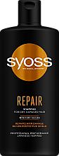 Parfémy, Parfumerie, kosmetika Šampon s extraktem z mořských řas Wakame pro suché a poškozené vlasy - Syoss Repair Shampoo