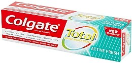 Parfémy, Parfumerie, kosmetika Zubní pasta - Colgate Total Active Fresh