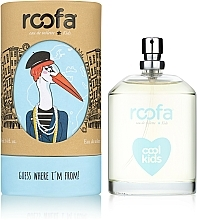 Parfémy, Parfumerie, kosmetika Roofa Cool Kids Chloe - Toaletní voda