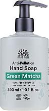 Parfémy, Parfumerie, kosmetika Mýdlo na ruce - Urtekram Green Matcha Anti-Pollution Liquid Hand Soap