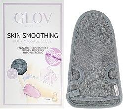 Parfémy, Parfumerie, kosmetika Masážní rukavice - Glov Skin Smoothing Body Massage Grey