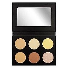 Korektor na obličej - Makeup Revolution Katie Price Conceal Contour&Light for Men — foto N1