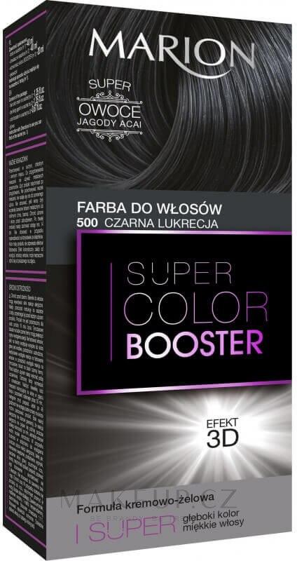 Barva na vlasy - Marion Super Color Booster — foto 500