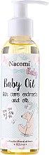 Parfémy, Parfumerie, kosmetika Dětský olej - Nacomi Baby Oil