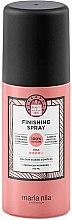 Parfémy, Parfumerie, kosmetika Lak na vlasy se střední fixací - Maria Nila Finish Spray