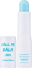 Parfémy, Parfumerie, kosmetika Balzám na rty - Fontana Contarini Call Me Balm Man Protective Lip Balm