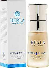 Parfémy, Parfumerie, kosmetika Krém pod oči - Herla Hydra Plants Intense Hydrating Eye Cream