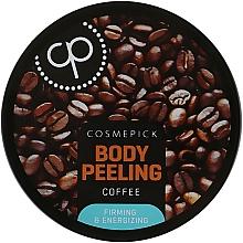 Parfémy, Parfumerie, kosmetika Cukrový tělový peeling s extraktem z kávy - Cosmepick Body Peeling Coffee