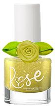 Parfémy, Parfumerie, kosmetika Dětský lak na nehty - Snails Rose