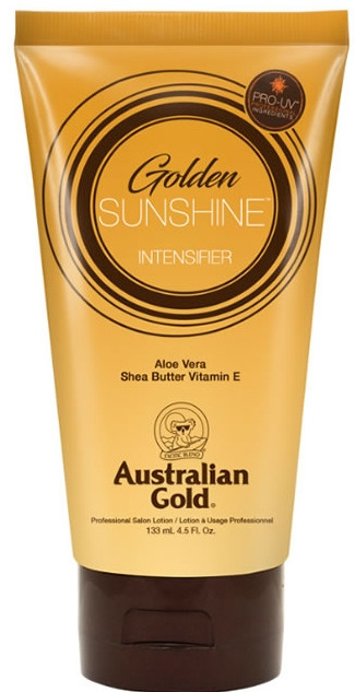 Urychlovač opálení - Australian Gold Sunshine Golden Intensifier Professional Lotion