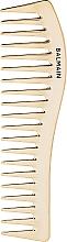 Parfémy, Parfumerie, kosmetika Profesionální zlatý hřeben pro úpravu vlasů 14 K - Balmain Paris Hair Couture Golden Styling Comb