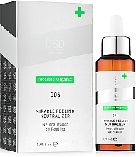 Parfémy, Parfumerie, kosmetika Neutralizátor peelingu № 006 - Simone DSD de Luxe Medline Organic Miracle Peeling Neutralizer
