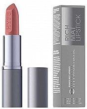 Parfémy, Parfumerie, kosmetika Matná rtěnka - Bell HypoAllergenic Rich Mat Lipstick