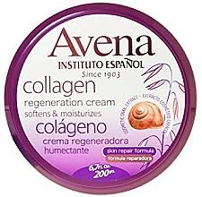 Parfémy, Parfumerie, kosmetika Tělový krém - Instituto Espanol Avena Collagen Cream
