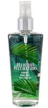 Parfémy, Parfumerie, kosmetika Tělový sprej - Corsair Delicious Destinations Jungle Body Mist
