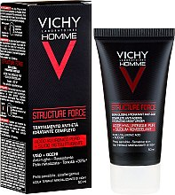Parfémy, Parfumerie, kosmetika Fluid na obličej - Vichy Homme Structure Force Complete Anti-ageing Hydrating Moisturiser