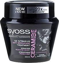 Parfémy, Parfumerie, kosmetika Maska na vlasy - Syoss Ceramide Complex Intensive Anti-Breakage Treatment