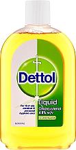 Parfémy, Parfumerie, kosmetika Dezinfekční prostředek - Dettol Liquid Antiseptic