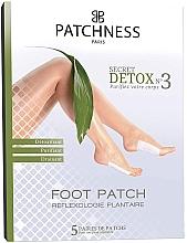 Parfémy, Parfumerie, kosmetika Náplasti na nohy - Patchness Foot Patch
