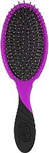 Parfémy, Parfumerie, kosmetika Kartáč na vlasy, fialový - Wet Brush Pro Detangler Purple