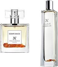 Parfémy, Parfumerie, kosmetika Valeur Absolue Confiance - Sada (parfum/50ml + b/oil/30ml)