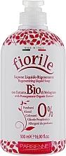 Parfémy, Parfumerie, kosmetika Tekuté mýdlo Granátové jablko - Parisienne Italia Fiorile Pomergranate Liquid Soap