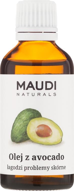 Avokádový olej - Maudi
