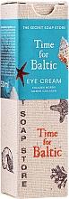 Parfémy, Parfumerie, kosmetika Krém na víčka s jantarem - The Secret Soap Store Time For Baltic
