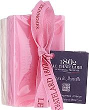 Parfémy, Parfumerie, kosmetika Sada - Le Chatelard 1802 Rose & Jasmine (soap/100g + soap/100g)