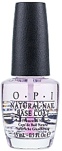 Parfémy, Parfumerie, kosmetika Podkladová báze pro přírodní nehty - O.P.I Natural Nail Base Coat