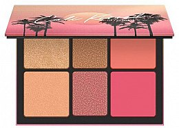 Parfémy, Parfumerie, kosmetika Paleta na make-up - Smashbox Cali Kissed Highlight&Blush Palette