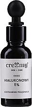 Parfémy, Parfumerie, kosmetika Kyselina hyaluronová 5% - Creamy