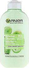 "Parfémy, Parfumerie, kosmetika Odličovací mléko ""Extrakt z hroznů"" - Garnier Skin Naturals Botanical Grape Extract Cleanser Milk"
