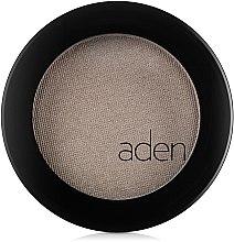 Parfémy, Parfumerie, kosmetika Matné oční stíny - Aden Cosmetics Matte Eyeshadow Powder