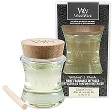 Parfémy, Parfumerie, kosmetika Aroma difuzér - Woodwick Home Fragrance Diffuser Island Coconut