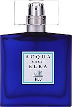 Parfémy, Parfumerie, kosmetika Acqua Dell Elba Blu - Toaletní voda