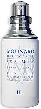 Parfémy, Parfumerie, kosmetika Molinard Homme III Molinard - Toaletní voda (tester)