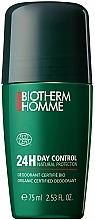 Parfémy, Parfumerie, kosmetika Deodorant - Biotherm Homme Bio Day Control Deodorant Natural Protect