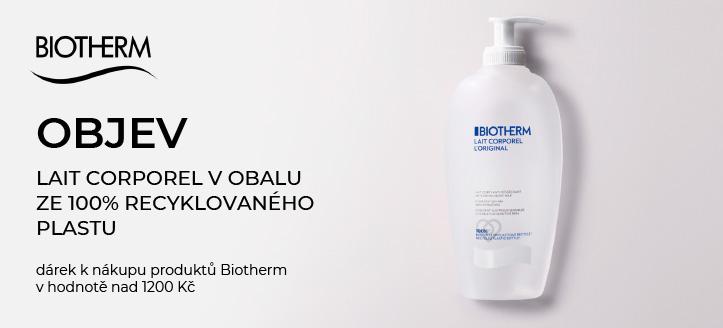 K nákupu produktů Biotherm v hodnotě nad 1200 Kč získej koncentrát jako dárek