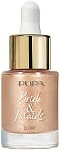 Parfémy, Parfumerie, kosmetika Sérum pro zesvětlení pleti - Pupa Bride & Maids Elixir