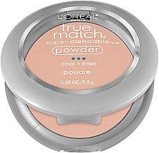 Parfémy, Parfumerie, kosmetika Pudr na obličej - L'Oreal Paris True Match Powder