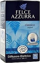 Parfémy, Parfumerie, kosmetika Elektrický difuzér - Felce Azzurra Classico