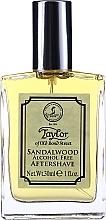 Parfémy, Parfumerie, kosmetika Taylor Of Old Bond Street Sandalwood Alcohol Free Aftershave Lotion - Lotion po holení
