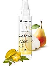 """Parfémy, Parfumerie, kosmetika Parfémovaný sprej na tělo """"Hruška a karambol"""" - Allvernum Nature's Essences Body Mist"""