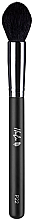 Parfémy, Parfumerie, kosmetika Štětec na rozjasňovač, černý P22 - Hulu