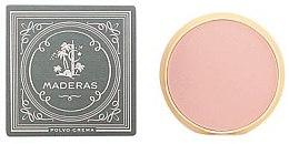 Parfémy, Parfumerie, kosmetika Krém-pudr na obličej - Maderas Polvo Crema