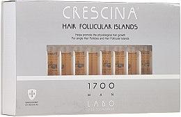 Parfémy, Parfumerie, kosmetika Lotion na stimulaci růstu vlasů pro muže 1700 - Crescina Hair Follicular Islands Re-Growth 1700