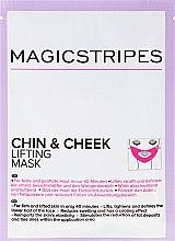 Parfémy, Parfumerie, kosmetika Maska na bradu a tváře s účinkem liftingu - Magicstripes Chin & Cheek Lifting Mask