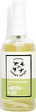 Parfémy, Parfumerie, kosmetika Tělový olej Levandule a ylang-ylang - Cztery Szpaki