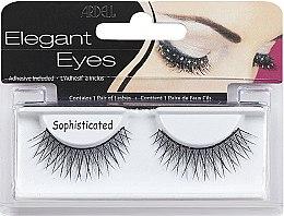 Parfémy, Parfumerie, kosmetika Umělé řasy - Ardell Elegant Eyes Sophisticated Black